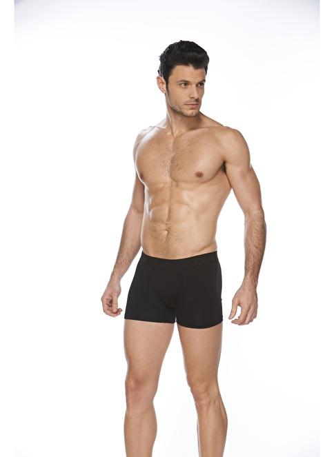 SVM  Modal Likralı Boxer  Siyah